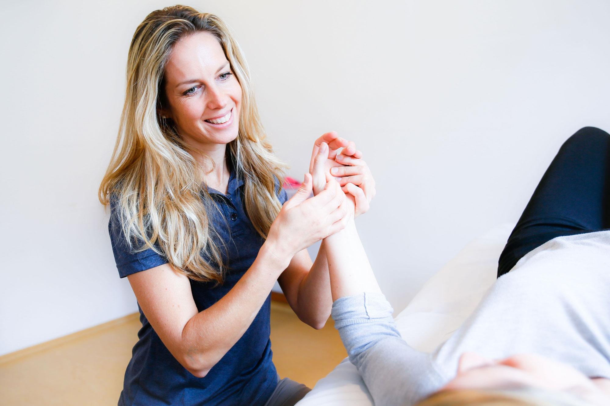 Ergotherapie | Handtherapie | Linda Giese | Krems